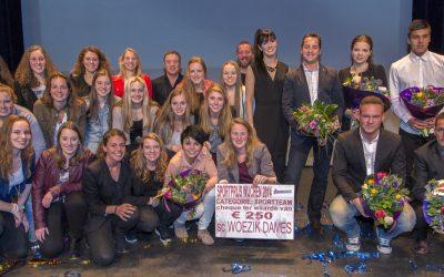 Winnaars sportprijzen 2011-2014 zijn bekend!