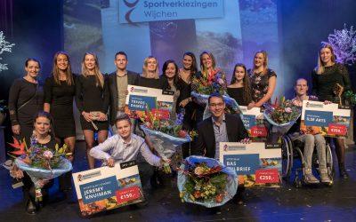 Dé sportkanjers van gemeente Wijchen zijn….